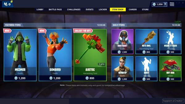 Fortnite Item Shop March 8 2019