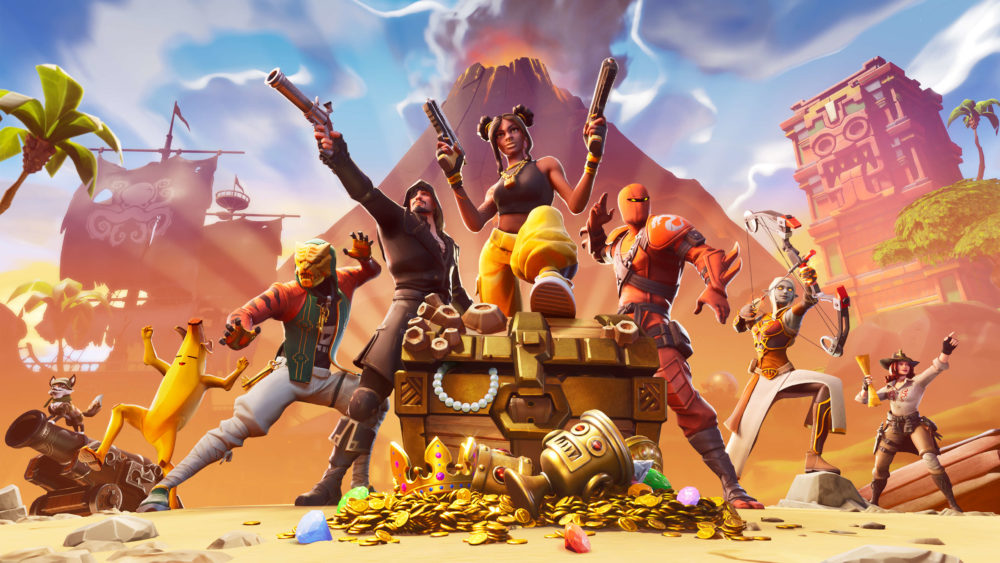 Fortnite $40 Million World Cup Detailed in New Trailer Epic Games