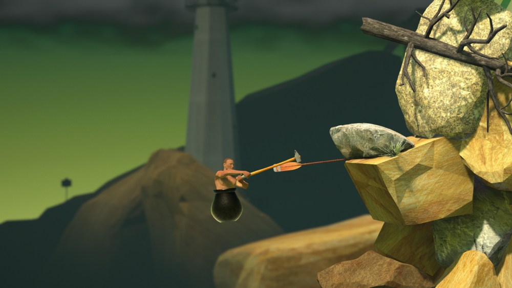 Humble Bundle, Getting Over It with Bennett Foddy