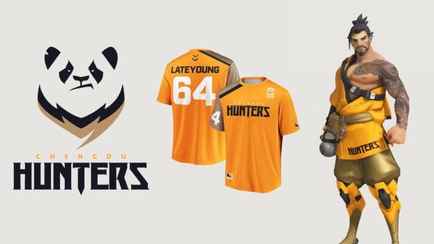 #13 - Chengdu Hunters