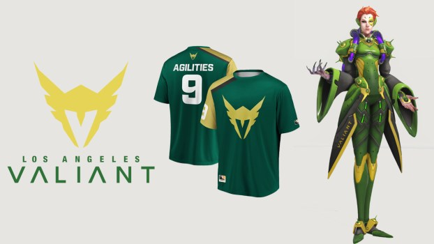 #17 - Los Angeles Valiant