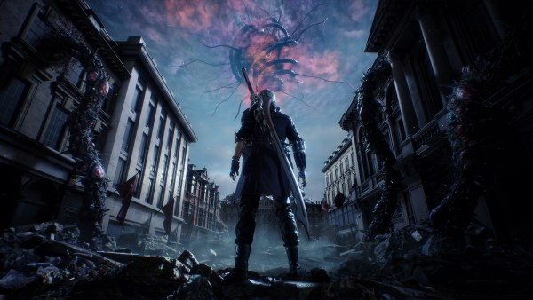 4k Desktop, Devil May Cry 5
