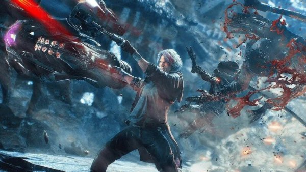 devil may cry 5, dmc 5, review, is it good, capcom, dante