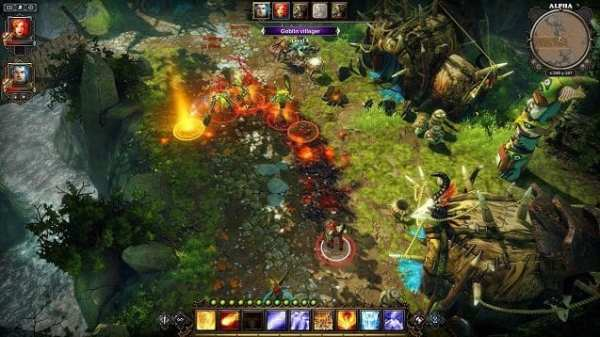 divinity original sin, ps4 couch co-op