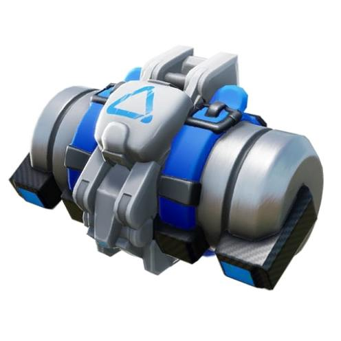 Carbon Pack Back Bling