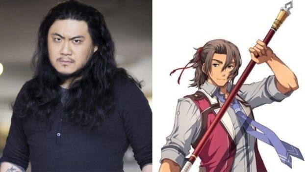 Kaiji Tang as Gaius Worzel