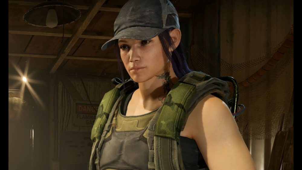 Division 2: How to Change Character Appearance & Hairstyle