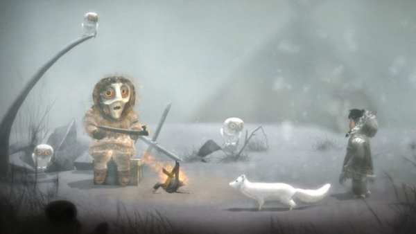 never alone, ps4 couch co-op