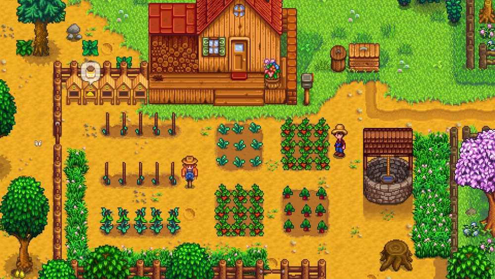 Stardew Valley, switch, port
