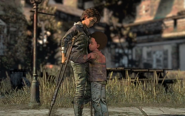 Telltale's The Walking Dead, Unforgettable Moments, A Happy Ending