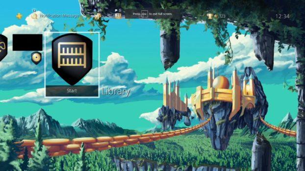 Sky Castles Theme