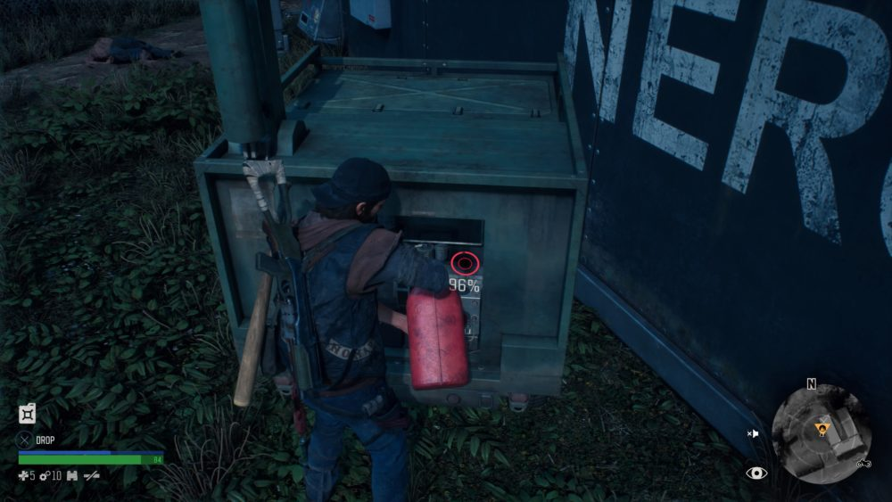 days gone, post-game