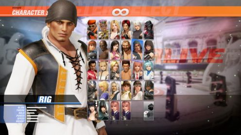 Dead or Alive 6 Pirate DLC (1)
