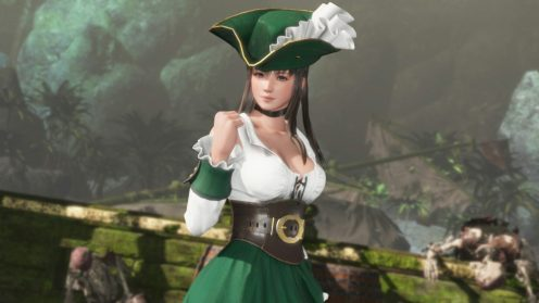 Dead or Alive 6 Pirate DLC (10)
