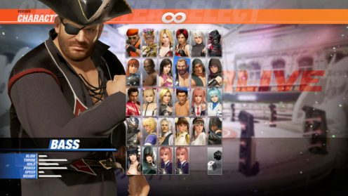 Dead or Alive 6 Pirate DLC (11)