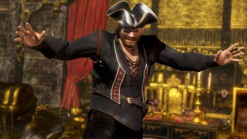 Dead or Alive 6 Pirate DLC (12)