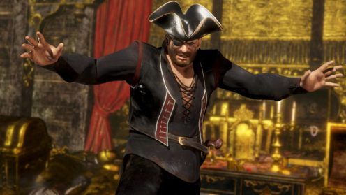 Dead or Alive 6 Pirate DLC (12)