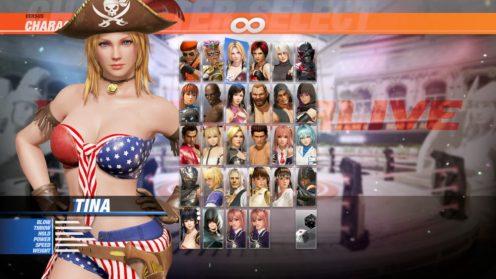 Dead or Alive 6 Pirate DLC (19)