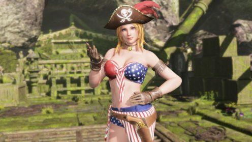 Dead or Alive 6 Pirate DLC