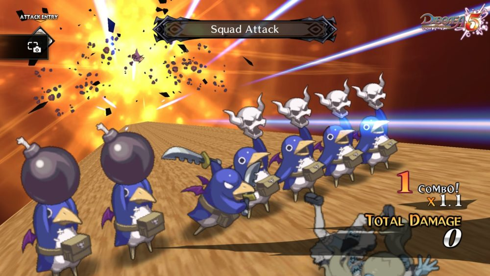 disgaea 5, switch jrpg's