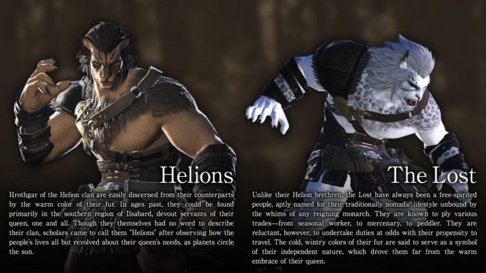 Final Fantasy XIV: Shadowbringers' New Races Viera and Hrothgar Get