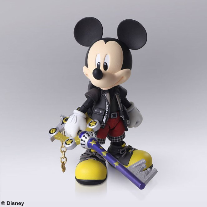 Kingdom Hearts III Bring Arts Figure (1)