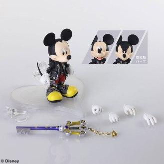 Kingdom Hearts III Bring Arts Figure (7)