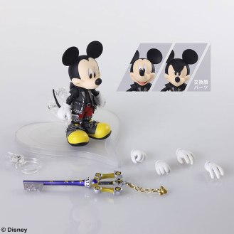 Kingdom Hearts III Bring Arts Figure (7)
