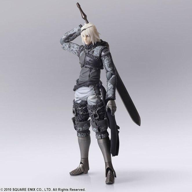 NieR Bring Arts Figure (1)