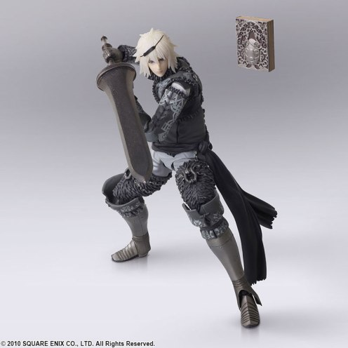 NieR Bring Arts Figure (3)