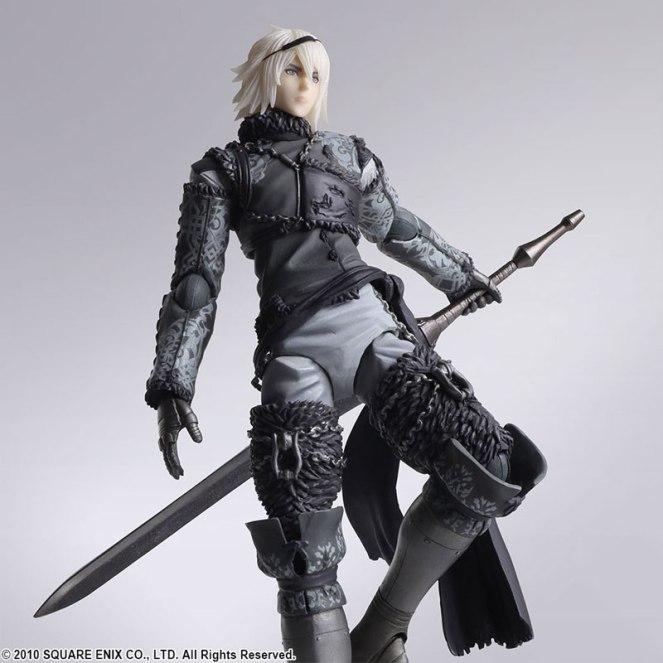 NieR Bring Arts Figure (4)