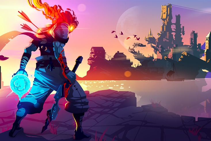 dead cells - rise of the giant