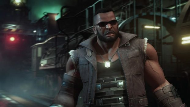 Barret Wallace – Final Fantasy VII