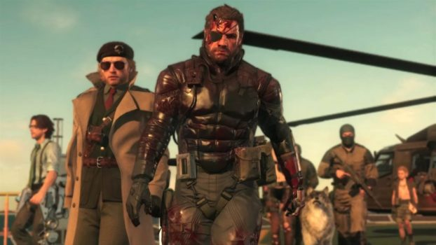 Venom Snake – Metal Gear Solid V: The Phantom Pain