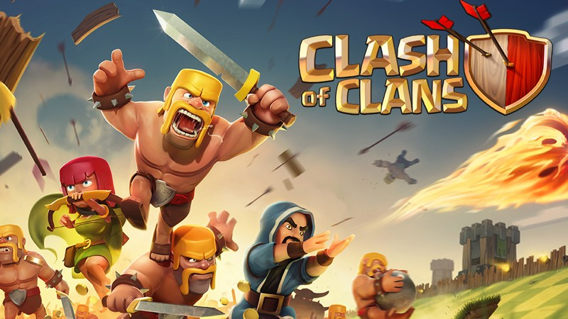Clash of Clans, Most Influential Games of the 2010s