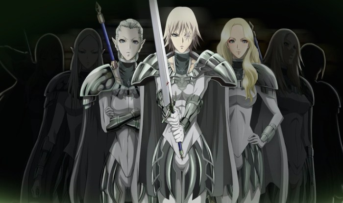 Claymore, Full Adaptation Remakes