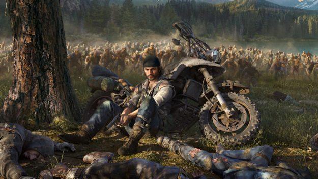 days gone, carlos, best horror games of 2019