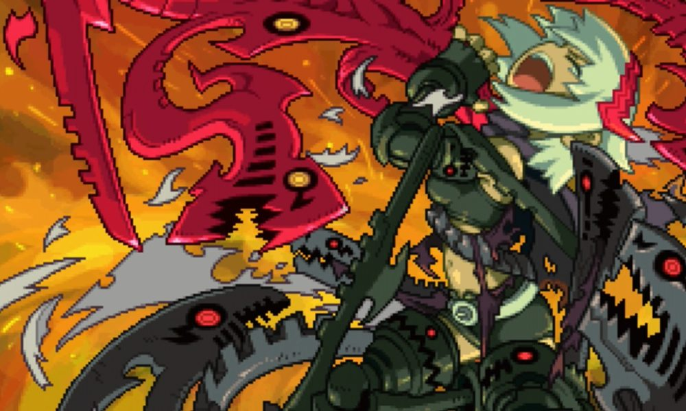 Dragon Marked for Death, Empress