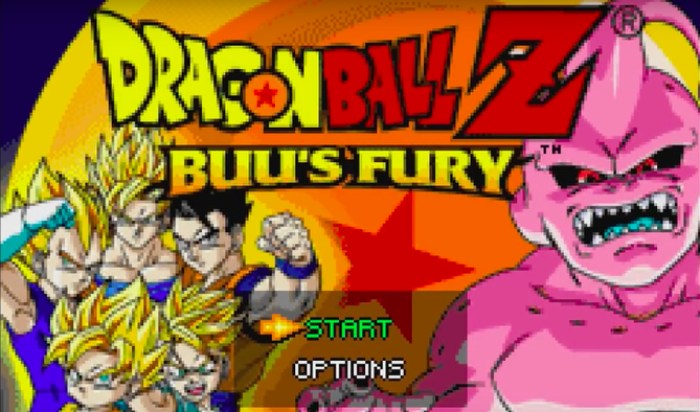Dragon Ball Z: Buu's Fury, Top 15 Best Dragon Ball Video Games