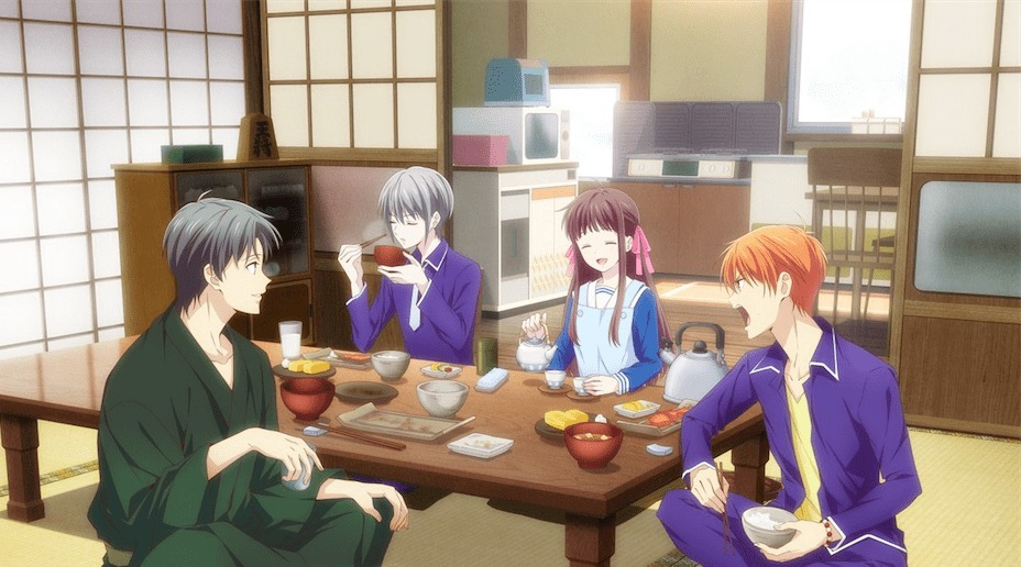 Fruits Basket, Spring 2019 Anime