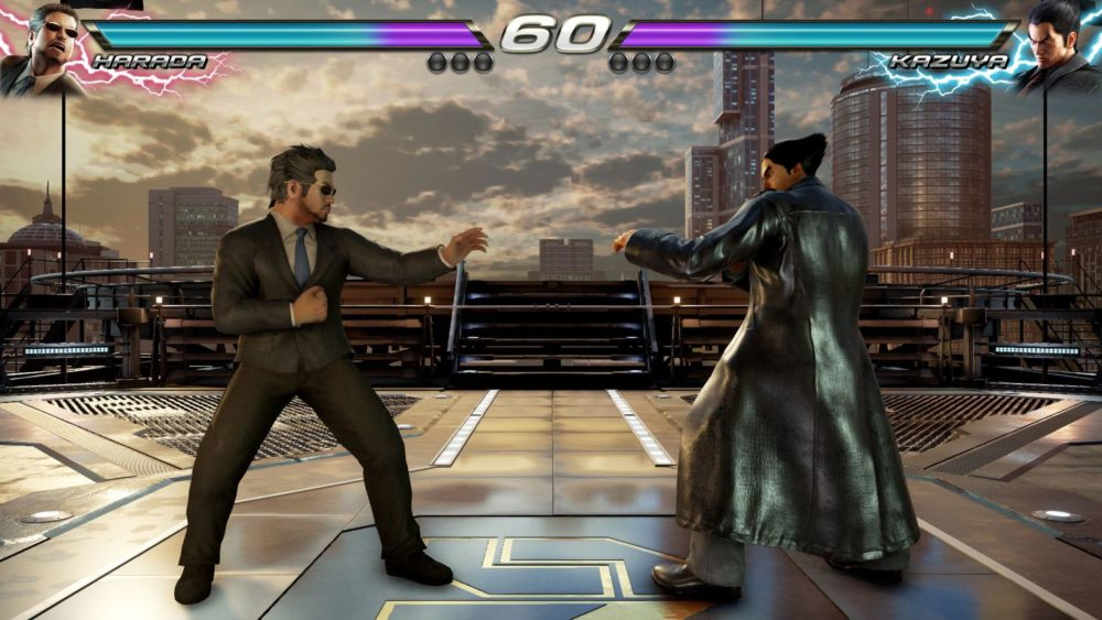 Harada in Tekken, April Fools Jokes
