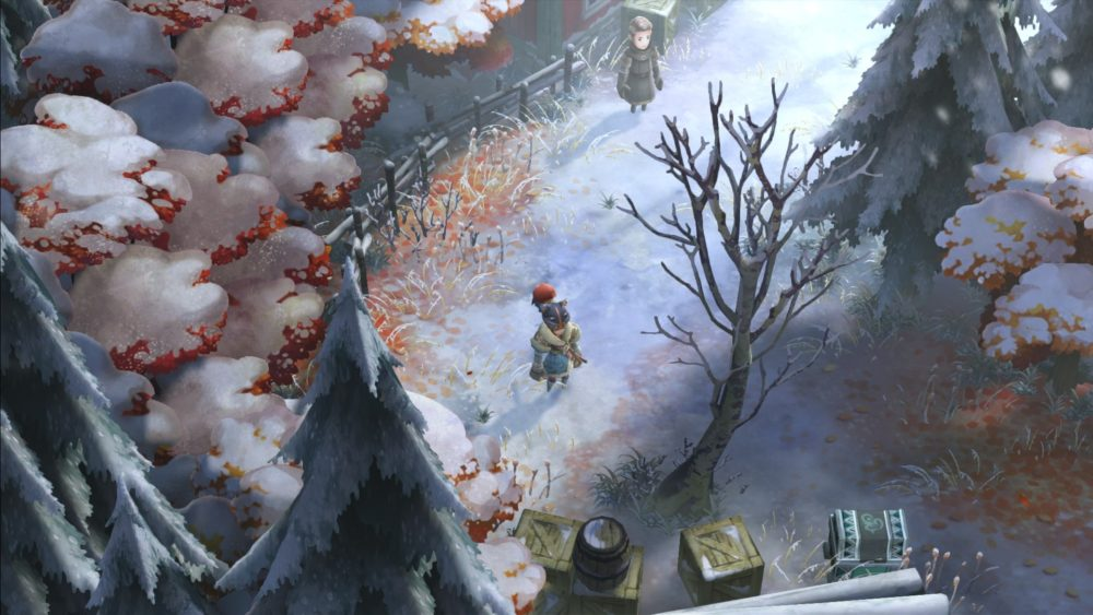 i am setsuna, jrpg's on switch
