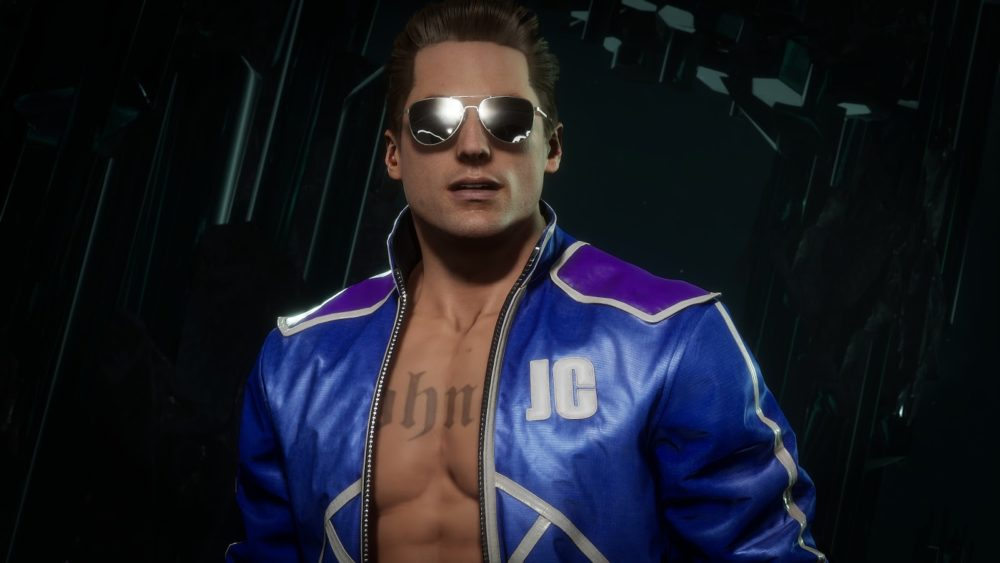 johnny cage, mortal kombat 11, wallpaper