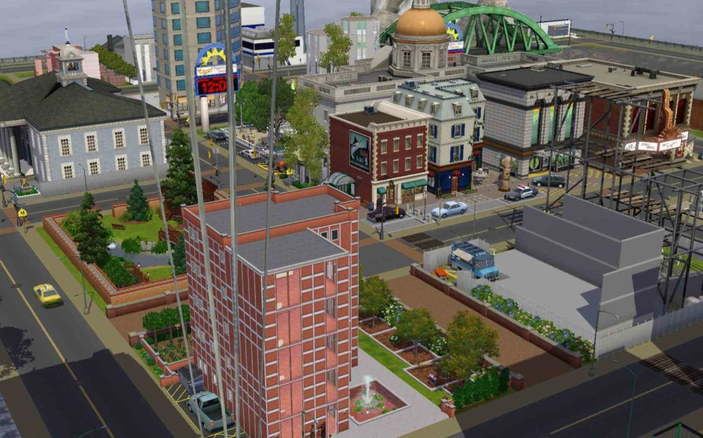 the sims 3, best custom worlds