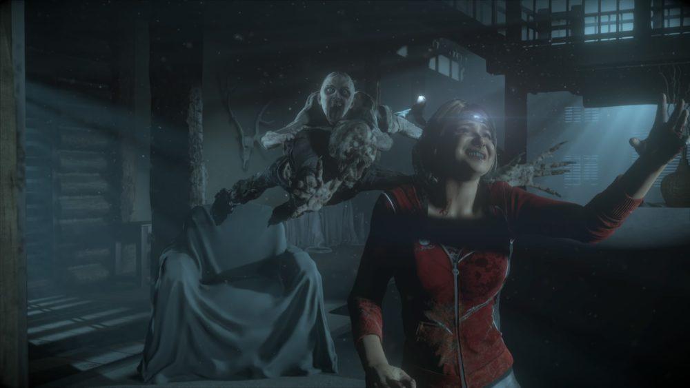 Until Dawn 10 Most Cinematic Video Games