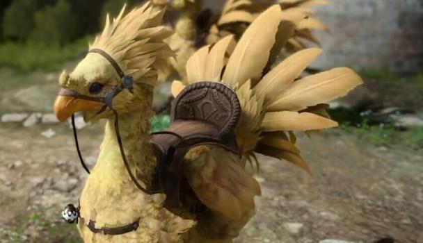 Chocobo (Final Fantasy)