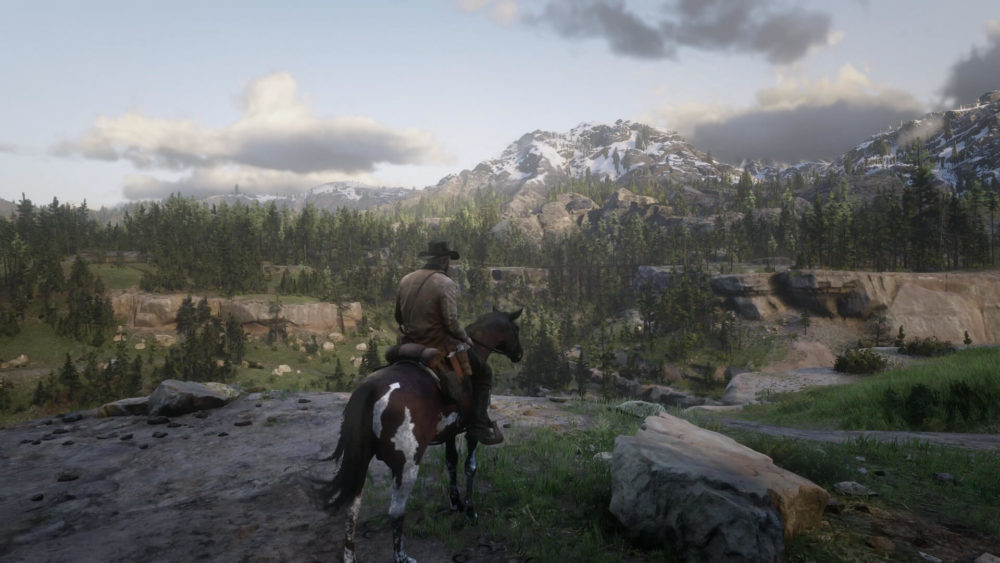 Red Dead Redemption 2 10 Most Cinematic Video Games