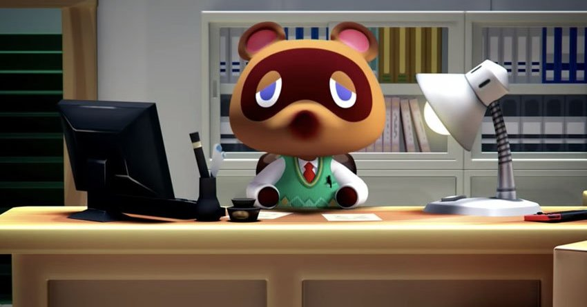 animal crossing, switch games, 2019, e3, direct, tom nook