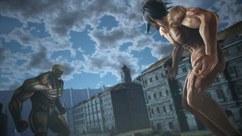 Attack on Titan 2: Final Battle