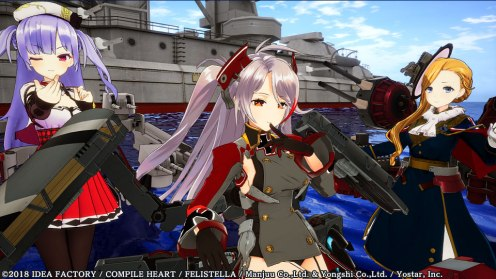 Azur Lane Crosswave (6)